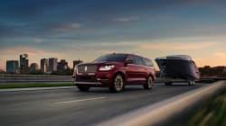 Las 5 novedades de Lincoln Navigator que no tienen