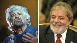 Grillo sta con Lula: