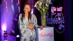 MUST-SEE PICTURES: Thando Thabethe's Sexy Lingerie