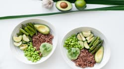 Your Skin Will Love This Green Goddess Glow Bowl With Cilantro-Cashew