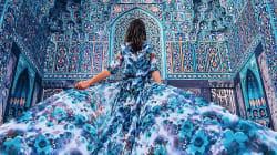 La fotógrafa rusa que se ha dedicado a buscar la belleza a su