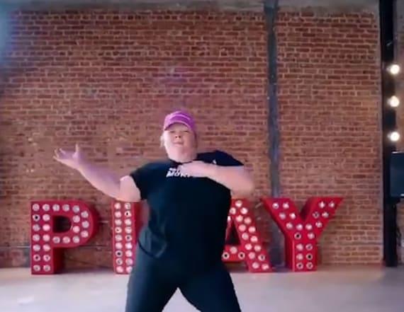 Dancer brings curvy hip-hop to mainstream media