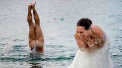 35 fotos de bodas que DEFINITIVAMENTE ganan un premio a la