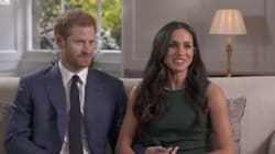 Prince Harry Reveals How Meghan Markle's Engagement Ring Is A Tribute To Princess
