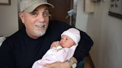 Billy Joel's Baby Daughter Remy Anne Is A Chip Off The Old Piano