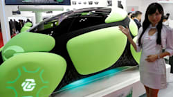 The 'Flesby' Concept Car Puts The Airbags On The