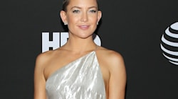 Kate Hudson Reveals Her Shaved Head On The Red