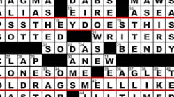 Crossword Writer Slips Rape Joke Into Multiple Major