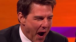 Tom Cruise Shares Frightening Slow Motion Video Of Ankle-Breaking