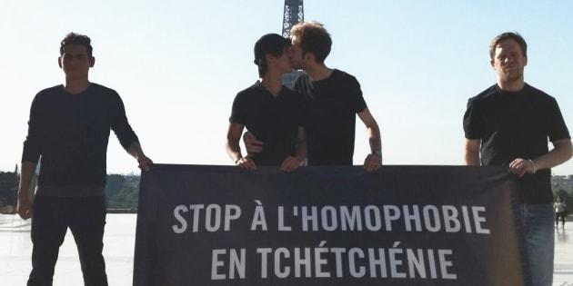 Un homosexuel se réfugie en France — Persécutions en Tchétchénie
