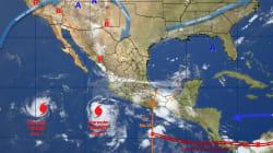 ¡AGUAS! El huracán Hilary provocará tormentas y oleaje elevado en el