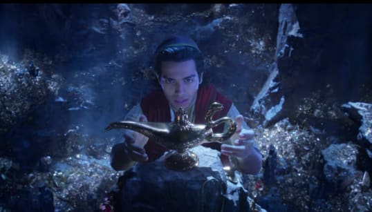 Novo Aladdin impressiona, mas teaser deixa roteirista