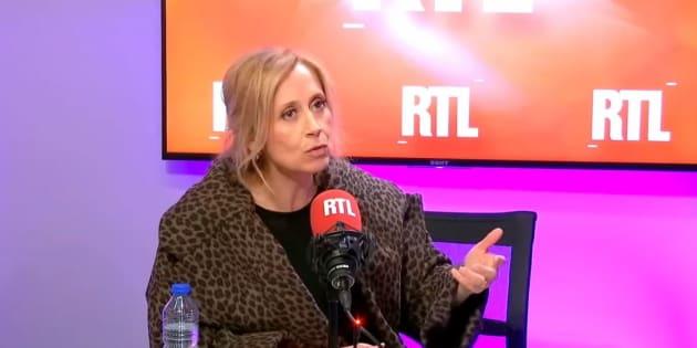 """Moquée par Yann Barthès, Lara Fabian a essayé de s'expliquer avant de """"lâcher prise"""""""