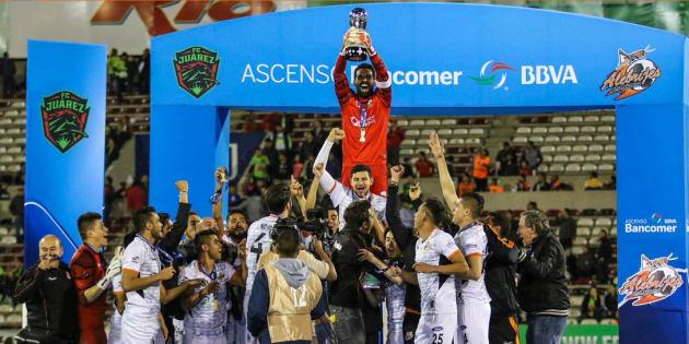 Oaxaca, campeón de la Liga de Ascenso MX