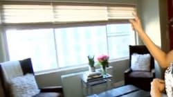 La visite de l'appartement new-yorkais offert à Iris