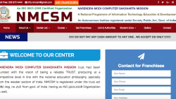 CBI Nabs Two For Running Fake Website Using Prime Minister's