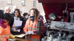 Roma sommersa dai rifiuti. Virginia Raggi porta il caso in
