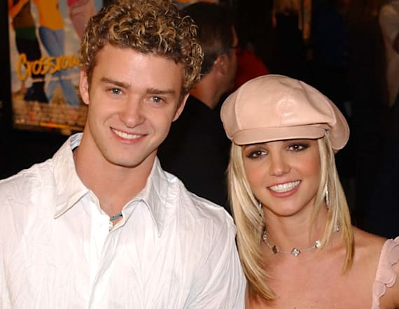 Are Britney and Justin collaborating on music?