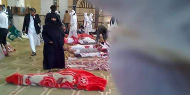 L'attaque s'est produite ce 24 novembre dans une mosquée fréquentée par des Soufis dans le village de  Bir al-Abed, dans le Sinaï égyptien.