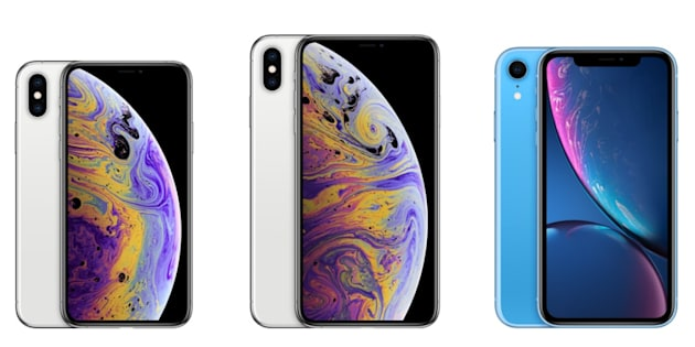 Avant d'acheter l'iPhone XS, attendez le test de l'iPhone XR