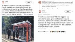 La risposta dell'azienda di trasporto pubblico