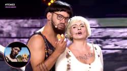 José Corbacho y Silvia Abril lo petan en 'Tu Cara Me Suena' con 'Cómeme el
