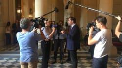 Castaner et Le Pen s'écharpent dans les couloirs de l'Assemblée au sujet de l'affaire