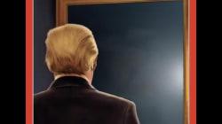 La portada de 'Time' sobre Trump da la vuelta al mundo por lo que aparece en este