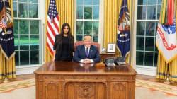 Kim Kardashian And Donald Trump Met To Talk About Prison