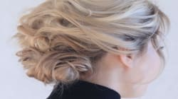 Mon tuto pour réaliser un joli chignon bohème comme coiffure de