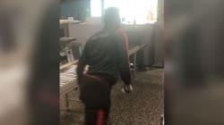 Il n'y a que Balotelli qui peut passer les contrôles d'aéroport comme