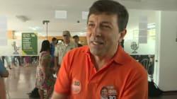 Amoêdo vota no Rio e fala sobre apoio no 2º turno: 'Descarto votar no