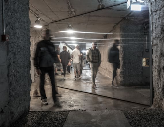 World's largest Nazi bunker transformed into museum