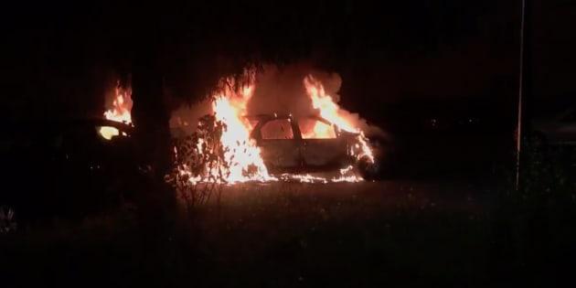 Nantes: Une troisième nuit de violences après la mort d'Aboubakar, tué par la police.