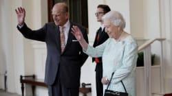 Le Prince Philip part à la retraite après 65 ans de