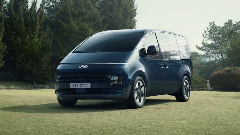 Hyundai Staria specs revealed, but the stunning van isn't coming here