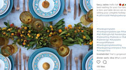 Thanksgiving Table Settings To Make Your Dinner Even More