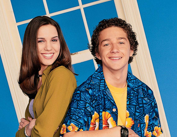 Shia LaBeouf, Christy Carlson Romano aren't in touch