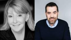 Jean-Sébastien Girard et Louise DesChâtelets, nouveau duo aux
