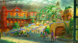 Au Japon, le parc d'attractions dédié à l'univers du StudioGhibli dévoile ses premières
