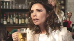 Victoria Beckham And Shaq Spoof 'Sharknado' In The Weirdest Reboot