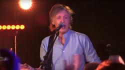 Paul McCartney regresa a la 'caverna' donde nacieron los