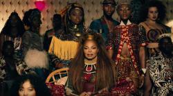 Cheio de cor e poder: O retorno musical de Janet