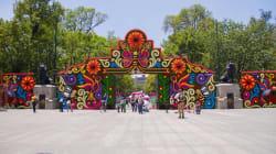 El Festival de Flores y Jardines y el Bosque de