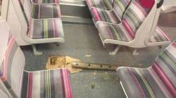 La grosse frayeur de ces passagers du RER