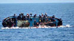 Seis personas murieron cada día al intentar cruzar el Mediterráneo en