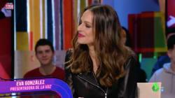 El 'palo' de Eva González a 'Zapeando' en pleno directo: