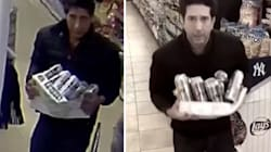 David Schwimmer Proves He's Not The Wanted Thief Who Looks Like Ross From