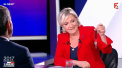 Chaque candidat a apporté son petit objet sur France2 (avec une idée derrière la