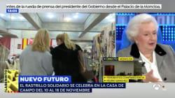 La pregunta personal en 'Espejo Público' que no ha sentado nada bien a la tía de Felipe